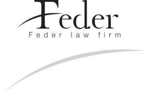 חברת פדר עורכי דין - לוגו 2